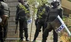 الشرطة الكينية تعتقل 9 أشخاص على خلفية الهجوم في نيروبي