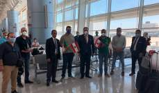 سفير لبنان بالجزائر: المرحلة الرابعة لعودة اللبنانيين انطلقت بنجاح منذ الاثنين