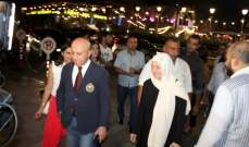 بهية الحريري خلال إطلاق مهرجانات صيدا: ماضون بخلق مساحات فرح ولقاء لكل الناس