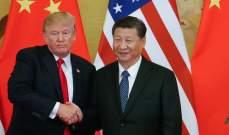 """ترامب ناقش مع نظيري الصيني بتفصيل فيروس """"كورونا"""": نعمل معا بشكل وثيق"""