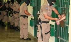 سجناء في أميركا ينشرون الفيروس بينهم عن قصد