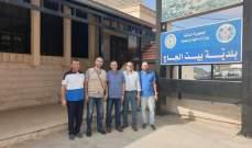 رئيس لجنة الطوارئ الاقتصادية تابع توزيع مساعدات غذائية على متضرري انفجار التليل