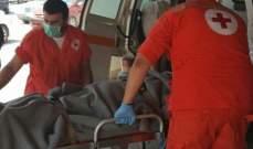 اصابة طفل سوري بانفجار لغم ارضي في بلدة حنيدر الحدودية