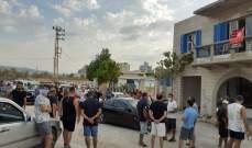 عدد من أهالي شكا أوقف تشغيل مضخات مياه تغذي قرى قضاء الكورة