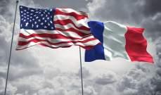 أ.ف.ب: باريس ألغت احتفالا لها بواشنطن بعد وقف صفقة غواصاتها مع أستراليا إثر اتفاق واشنطن ولندن وكانبيرا
