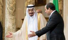 الملك سلمان يوجه رسالتين للسيسي ولرئيس وزراء إثيوبيا