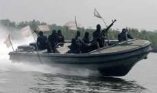 القراصنة أطلقوا سراح البحارة الروس المحتجزين بالقرب من شواطئ الكاميرون