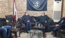 الشيخ زيد ضاهر زار تيار الفجر بصيدا: نرفض مواقف بعض القوى الساعية للتحرش بالمقاومة
