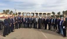 وفد البرلمان الأردني بختام زيارته دمشق: انتصار سوريا على الإرهاب نصر للأمة العربية
