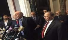 الديار: الحريري أكد لجنبلاط أنه لن يخوض معركة ضدّ التيار بالشوف وعاليه