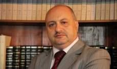 زخور يؤكد بعد لقاء السفير الفلسطيني عدم التوطين والمحافظة على المستأجرين