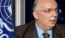أبو سعيد: أبرقت لغوتيرش حول قضية سونطراك لمساعدة الحكومة اللبنانية