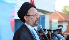 علي فضل الله: ما يجري في غزة عدوان على الشعب الفلسطيني كله