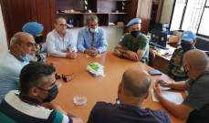 النشرة: اجتماع في بلدة شبعا لبحث اخر القضايا الإجتماعية والصحية
