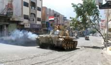 الحكومة اليمنية: مقتل خبراء من حزب الله وإيران في اليمن