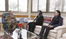جولة لقائد القطاع الغربي لليونيفيل في مؤسسات الإمام الصدر في صور