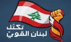 تكتل لبنان القوي دعا الحريري الى الاسراع في تأليف الحكومة برئاسته رحمة بالبلد وناسه