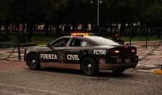 مقتل 19 شخصًا في أعمال عنف بين عصابات المخدرات بالمكسيك
