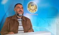 الشيخ توتيو: نشجب قرار اسرائيل بنقل الأسير البرغوثي إلى زنازين العزل الانفرادي