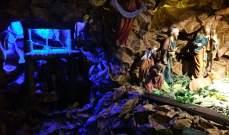 النشرة:اجواء البهجة والفرح تخيم على سوريا بمناسبة عيدي الميلاد ورأس السنة الميلادية