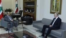الرئيس عون: لضرورة بقاء القوى الأمنية في أقصى جهوزية للمحافظة على الأمن