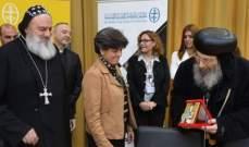 مجلس كنائس الشرق الأوسط ينعي الأنبا بيشوي