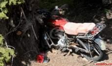 النشرة: ادخال سوري الى مستشفى مرجعيون جراء اصابته بعد تدهور دراجته النارية