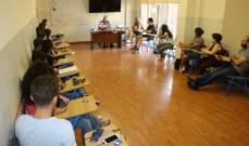 لابورا انهت دورة تدريبية لتمكين الشباب وتشجيعهم على البقاء في لبنان