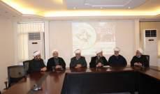 """تجمع العلماء المسلمين: ننظر برضا إلى اتجاه تشكيل الحكومة بتمثيل """"اللقاء التشاوري"""""""