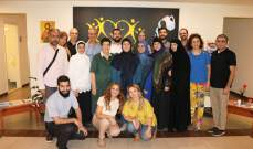 لقاء مندوبي مدراس رهبانية القلبين الأقدسين وجمعيتي المبرات والمقاصد في مُنتدى وجوه حوارية 2020