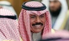 أمير الكويت: توطيد دعائم الأمن والاستقرار هو الأساس لاستمرار حركة الحياة العامة
