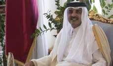 أمير قطر: تقدم ملحوظ بالوضع الاقتصادي في قطر رغم الحصار المفروض علينا