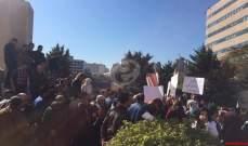 المتعاقدون في التعليم الاساسي الرسمي يعلنون الالتزام بالإضراب الخميس