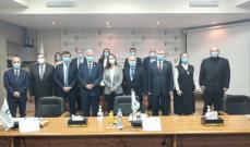 مجلس رابطة جامعات لبنان انتخاب هيئة تنفيذية جديدة للرابطة