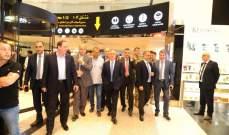 فنيانوس اطلع على أعمال التوسعة في مطار بيروت: الإفتتاح في بداية حزيران