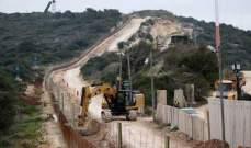 الجيش الاسرائيلي استأنف أعمال الحفر في مسكاف عام قبالة العديسة