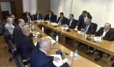 لجنة الأشغال أقرت مشروع قانون متعلق بالواجهة الخامسة