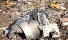 الطيران المدني الإيراني: صاروخان أطلقا نحو الطائرة الأوكرانية المنكوبة