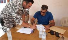 النشرة: الامن العام نظم عودة طوعية لـ43 نازحا سوريا من النبطية