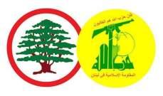 مصادر القوات للجمهورية: لا مجال للإلتقاء مع حزب الله خارج المؤسسات الدستورية