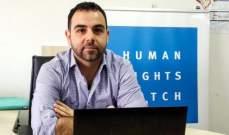 """المحكمة العليا الإسرائيلية أيّدت قرار الحكومة طرد مدير مكتب """"هيومن رايتس ووتش"""""""