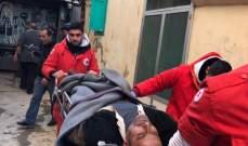 النشرة: تعرض سوري لصعقة كهربائية في بلدة زبدين