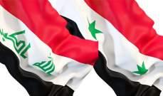 سفير سوريا بالعراق ووزير الدفاع السوري بحثا في سبل تطوير التعاون بين البلدين