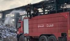 الدفاع المدني: نواصل تنفيذ مهام بمرفأ بيروت ليل نهار منذ 54 يوما
