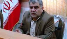 حاكم مدينة باوة الإيرانية: ضبط شحنة تضم 55 سلاحا حربيا واعتقال 7 اشخاص