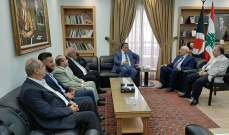 القومي والعربي الاشتراكي: لأولوية الحفاظ على وحدة لبنان وحماية سلمه الأهلي