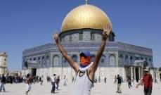 الشرطة الاسرائيلية تعتقل حارس المسجد الاقصى من داخل باحات المسجد