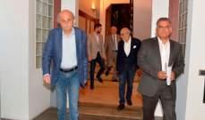 """OTV"": اجتماع مرتقب بين ابراهيم وجنبلاط في كليمنصو بعد قليل"