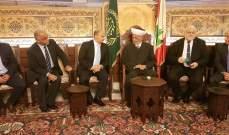 """المفتي دريان يلتقي النائب الطبش وحوري ووفد من """"حزب 7"""""""