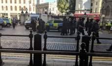 شرطة بريطانيا: إخلاء محطة قطارات أنفاق بعد تقارير عن رجل بحوزته قنبلة
